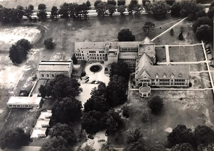 Norman Hall Photograph - Date unknown