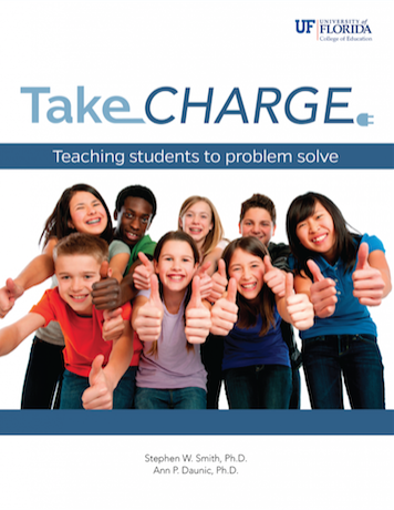 Take Charge: an Anger Management Curriculum (book cover)