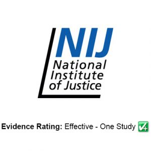 NIJ Effective Study