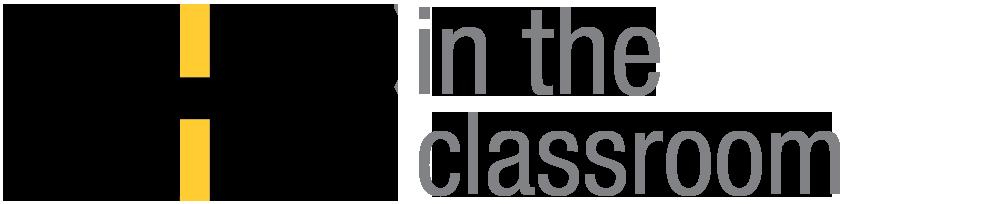 IIHS in the Classroom logo