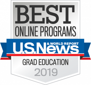 Best Online Programs - U.S. News and World Report - Grad Education 2019