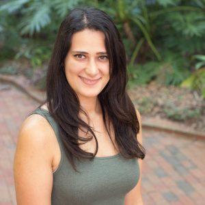 Melina Yaraghchi Headshot
