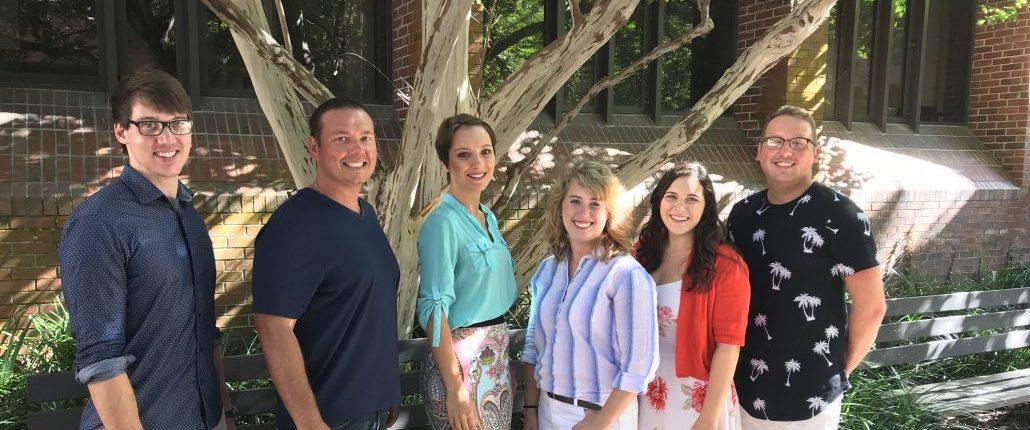 2018 Doctoral cohort