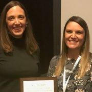 Bayne wins SACES award