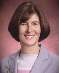 portrait of Mary Ann Clarke