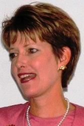 portrait of Nancy Dana