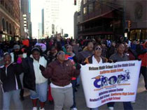 CROP in Atlanta for MLK Day