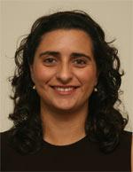portrait of Pilar Mendoza