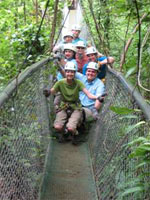 Science education students in Costa Rica