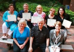 photo of 2011-12 Shewey Scholars