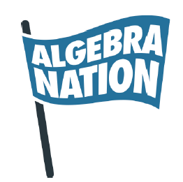Algebra Nation flag