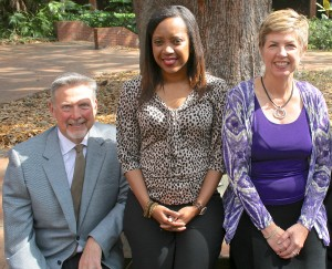 Pictured from left, UF Special Ed faculty and CEEDAR Center co-directors Paul Sindelar, Erica McCray and Mary Brownell will participate in the UF-hosted Summer Institute.
