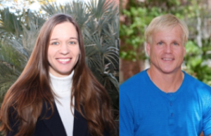 UF faculty co-researchers, Jacqueline Swank and Joseph Gagnon.