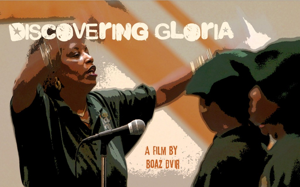 Discovering Gloria Title Card