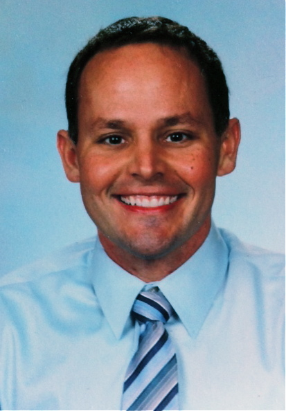 Brian Dassler (MEd '02, English Education)