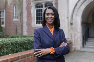 Dr. Thomasenia Adams, Associate Dean