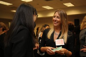 Monica Cespedes was among the 350 educators who attended the International Teacher Leadership Conference.