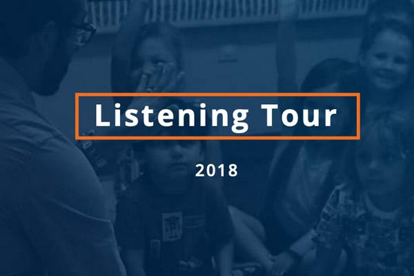 Lastinger Listening Tour