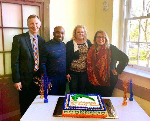 UF College of Education 2020 Superior Accomplishment Award recipients