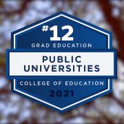 U.S. News Graduate Education Rankings
