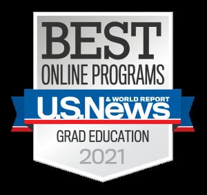 Best Online Programs - U.S. News and World Report - Grad Education 2021