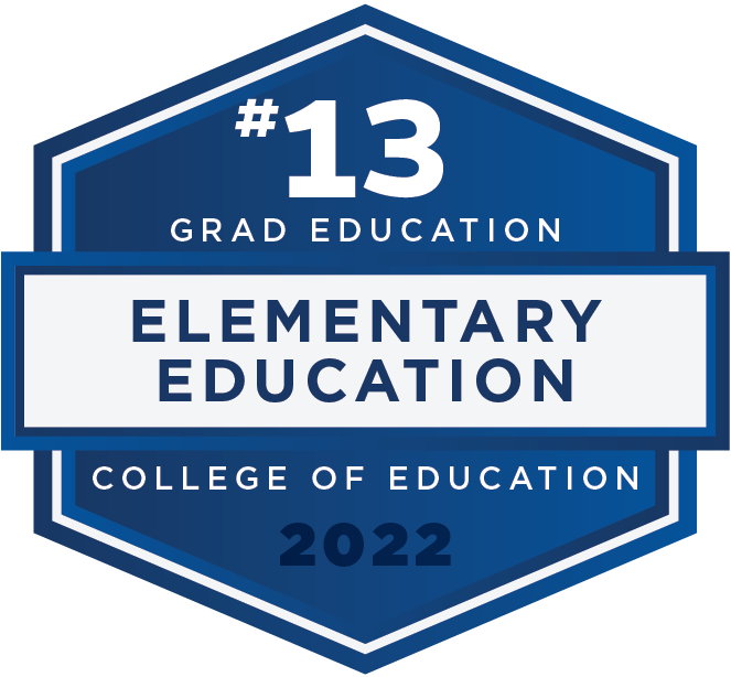 #13 - Grad Education - Elementary Education - College of Education - 2022