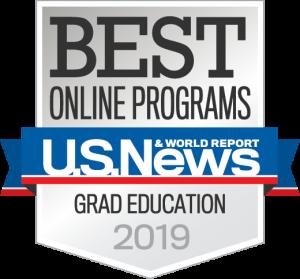 US New & World Report Badge
