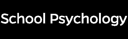 School Psychology