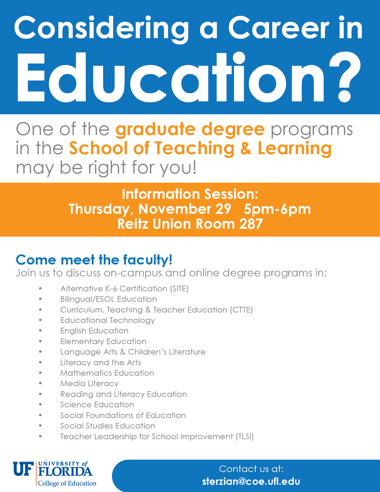 education college offices office student affairs licensure information