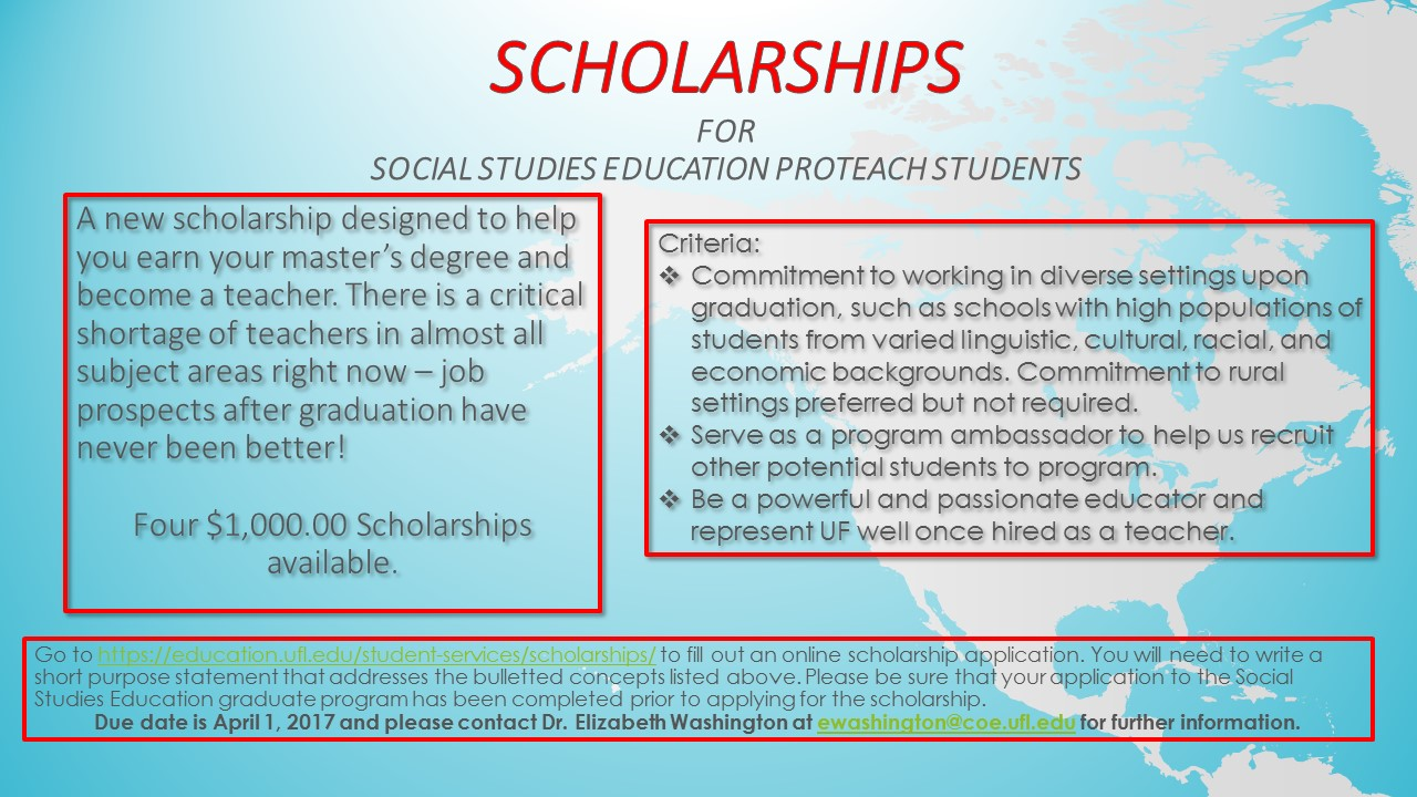 iccs scholarship for a graduate student thesis/dissertation