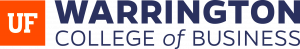 Warrington college of business logo