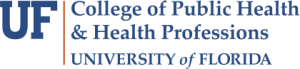 College of Public Health Professions UF logo