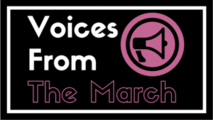 voices from the march logo