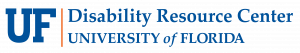 UF Disability Resource Center Logo