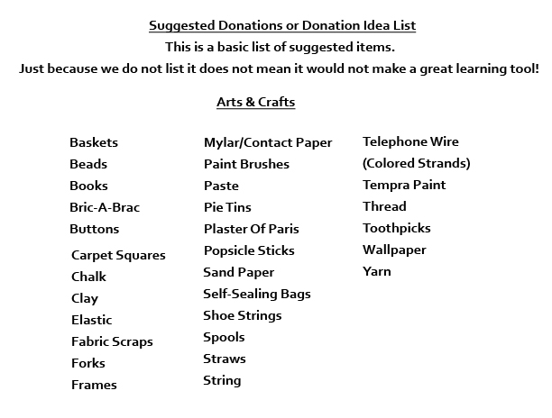 All categories holdingsmediaget for Where to donate craft supplies