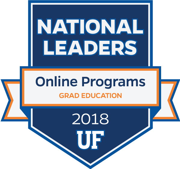 2018 National Leaders in Online Graduate Education