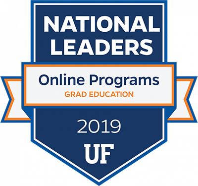 2019 National Leaders in Online Graduate Education