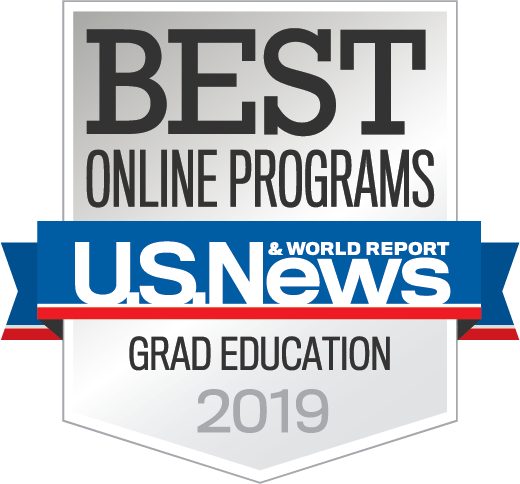 National Leaders in Online Programs for 2019