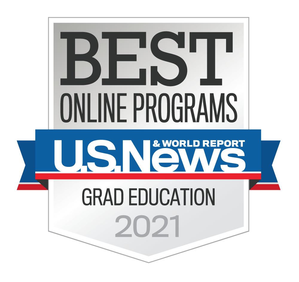 Best Online Programs - U.S. News and World Report - Grad Education - 2021